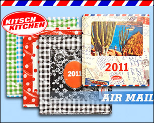 Kitsch Kitchen Kalender 2011