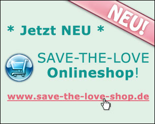 SAVE THE LOVE Onlineshop